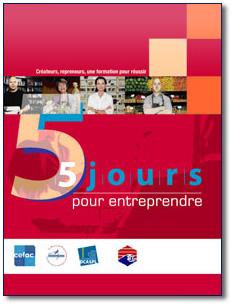 Satge 5 Jours pour Entreprendre CCPI