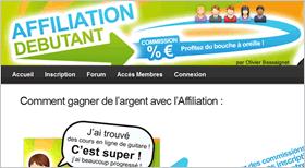 Affiliation Débutant Bien débuter en Affiliation et profiter du Bouche à Oreille