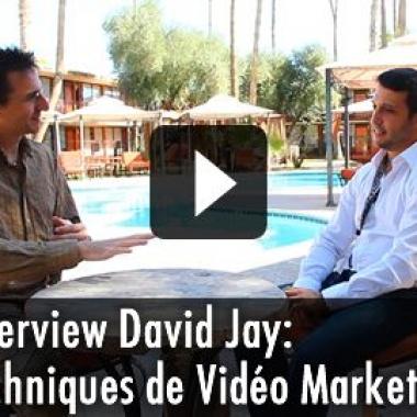VidéoMarketing: Interview David Jay
