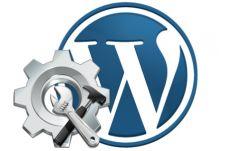 Configuration blog WordPress