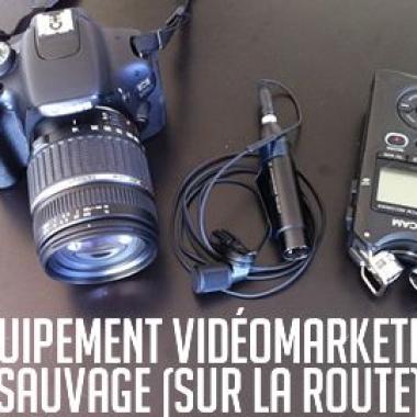 Equipement VideoMarketing Sauvag (Sur la Route)