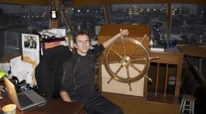 Video Marketing: Olivier sur un Yacht
